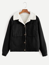 http://fr.shein.com/Contrast-Sherpa-Lined-Jacket-p-395572-cat-1776.html